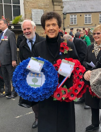 Remembrance Sunday 2018